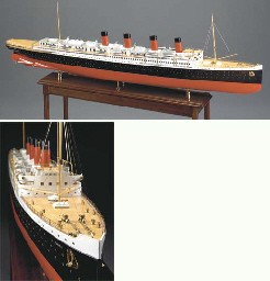 A presentation model of the S.