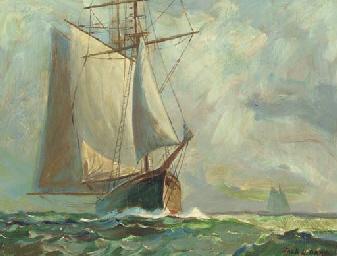 Top sail schooner