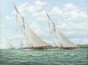 Britannia, Lulworth and White