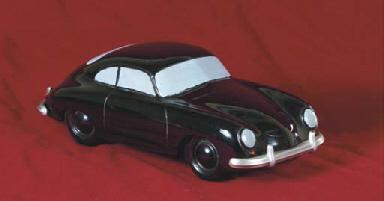 Porsche 356 - Une maquette uni