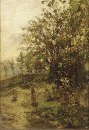 Wandering through the Orchard