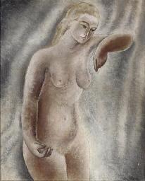 Standing nude; also a Still Li