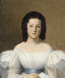 Adele Lauzier, 19th Century