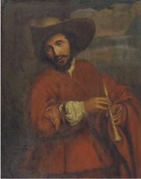 Portrait of François Langlois