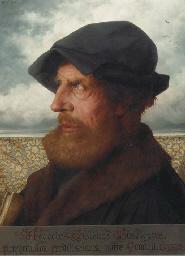 Portrait of Augerius Gislenus