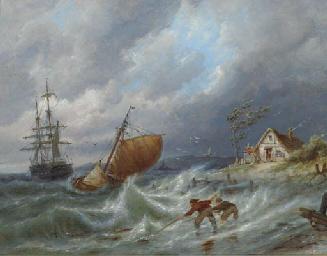On the Isle of Wieringen on th