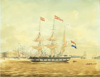 The 'Johan Melchior Kemper' at
