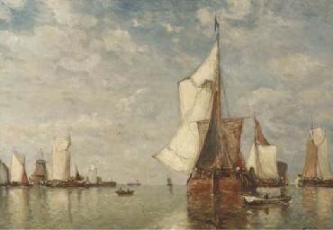 Shipping on the Scheldt