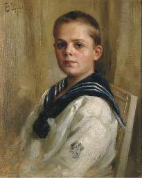 The young sailer