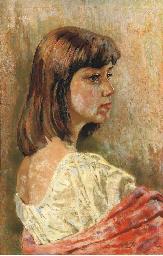 Portrait of Ineke van der Wal