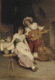 A merry sing-along