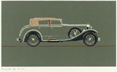 Daimler-Benz 75th Anniversary