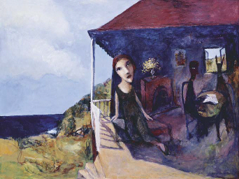 The Writer (Frieda)