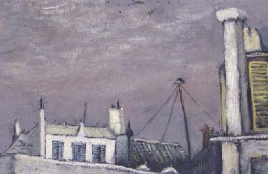 Paris Rooftops No. 2