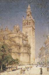 The Girlada Seville, 1910