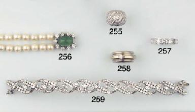 A DIAMOND BRACELET, BY VACHERO