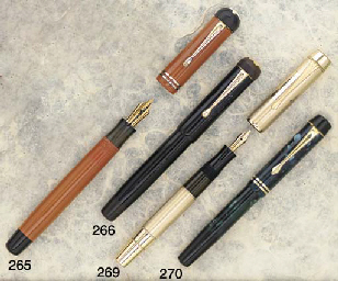 A MONTBLANC ROLLED GOLD 232, G
