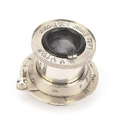 Elmar f/3.5 50mm. lens