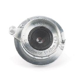 Hektor 2.8cm. f/6.3 no. 274163