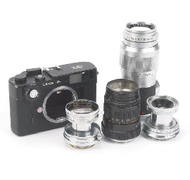 Leica and lenses