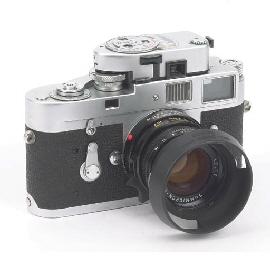 Leica M2 no. 1068508