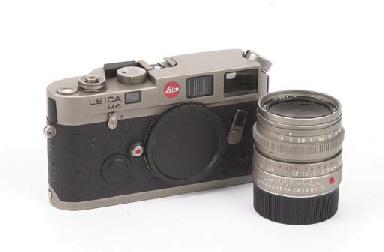 Leica M6 Titanium no. 1936703