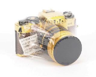 Leica R4 gilt no. 1651813