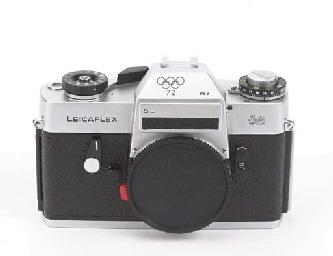 Leicaflex SL Olympic no. 13362