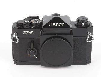 Canon F1 no. 582767
