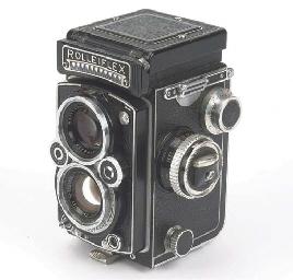 Rolleiflex TLR no. 1741580