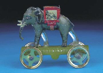 A Meier walking Elephant with