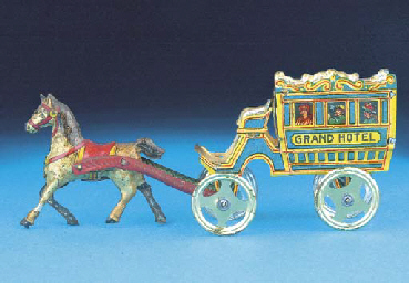 A Meier horse-drawn 'Grand Hot