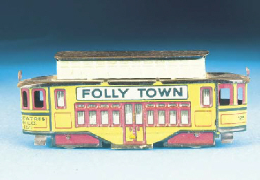 A Kellermann 'Folly Town' four