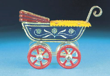 A German Baby Carriage