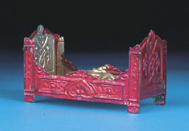 A rare, early Meier Bed