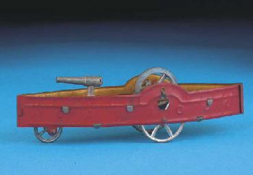 A Rossignol flywheel-drive Gun