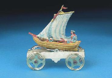 A Meier Sailing Boat