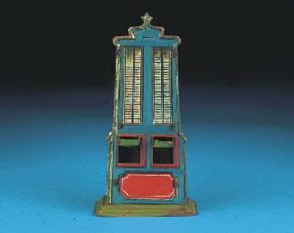 A Kellermann Vending Machine