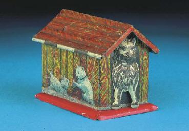 A German Dog Kennel Savings Ba