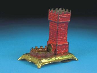 A rare, early Meier Castle Gam
