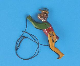 A German string-action Climbin