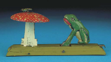 A George Fischer Frog and Toad