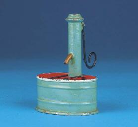 A Märklin oval Well Pump of sm