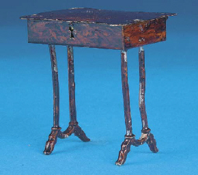 A Rock and Graner Sewing Table