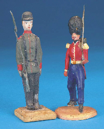 German composition Soldiers