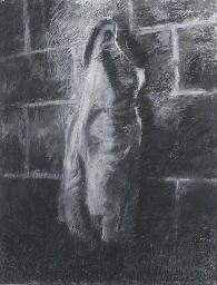 Coat on Wall