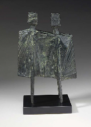 Maquette I Two Watchers V