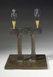 Maquette for Olympic Gateway