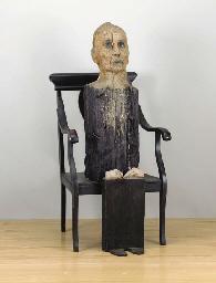Portrait of Martha Graham
