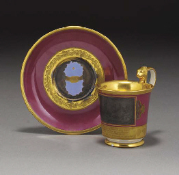 A Vienna friendship cup and th